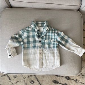 Other - Baby Boy Long Sleeve Button Up